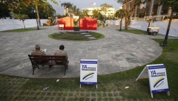 Crisis económica de OAS pone en duda obras viales en Lima