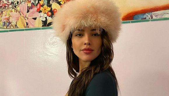 Eiza González manifestó su alegría porque los estereotipos de los latinos en la pantalla grande cambie. (Foto: Instagram / @eizagonzalez).