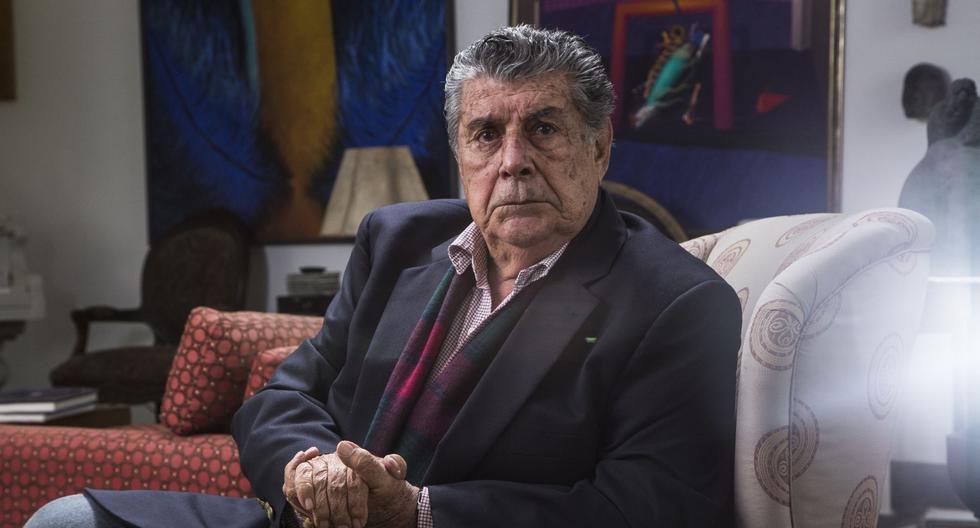 Jorge Salmón, además de exitoso publicista curtido en campañas políticas, ejerció el periodismo en El Comercio y fue alcalde de San Isidro. (Foto: Vïctor Idrogo / GEC)