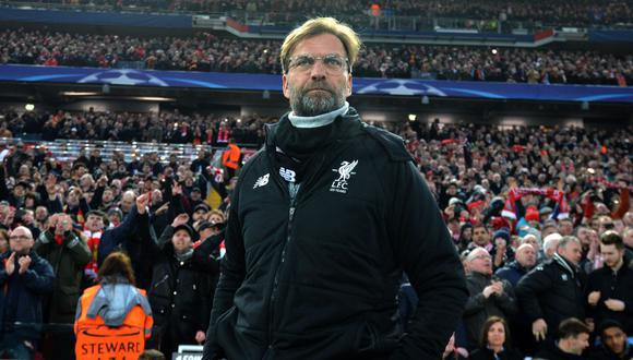 Klopp volvió a dar cátedra sobre los valores que hay que mantener en el mundo del fútbol. (Foto: AFP)