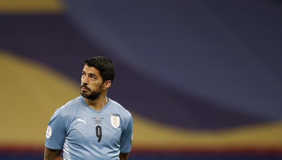 Uruguay quedó eliminado de la Copa América en cuartos de final. (AP Photo/Bruna Prado)