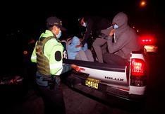 SJL: más de 40 personas son detenidas por participar de fiesta en pleno toque de queda | VIDEO