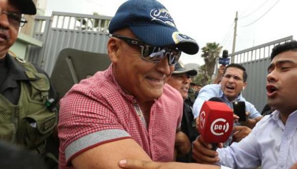 """Demetrio Chávez Peñaherrera """"Vaticano"""" ha sido programado para testificar el 23 de enero."""