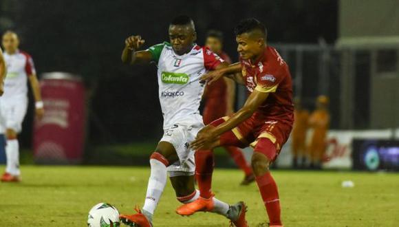 Once Caldas igualó 1-1 frente a Rionegro Águilas y quedó eliminado de Liga Águila | Foto: oncecaldas.com.co
