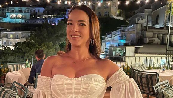 Adamari López es el fichaje estrella de 'Así se baila', el nuevo show dominical de Telemundo. (Foto: Instagram/Adamari López)