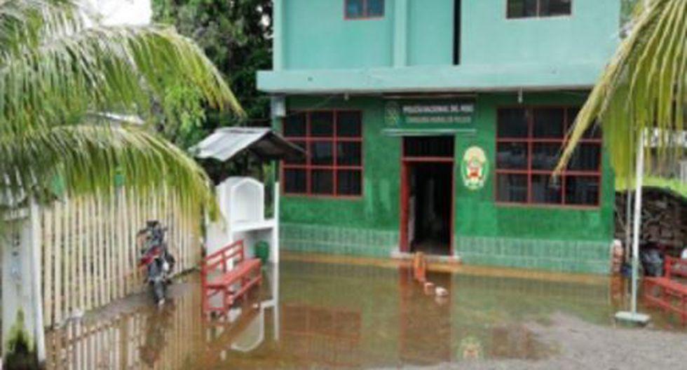 San Martín: desborde de río Huallaga deja 228 afectados