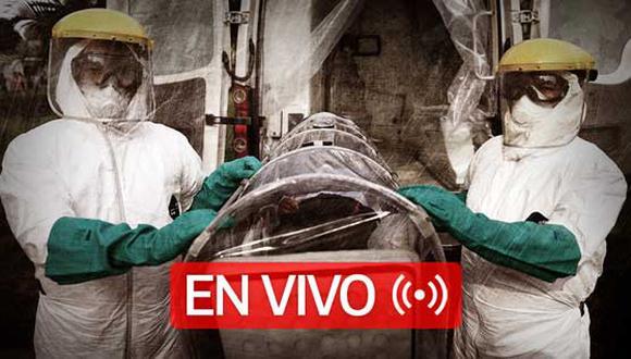 Coronavirus en vivo: últimas noticias sobre la pandemia del COVID-19 en el mundo. (Foto: El Comercio)