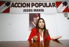 """Acción Popular sobre omisión de Saavedra: """"Deberá responder y aclarar ante el Ministerio Público"""""""