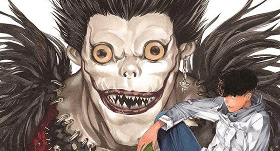 Esta es la portada principal del nuevo manga de 'Death Note', el cuál es un One Shot que puedes leer en el enlace que te dejamos más abajo de manera legal, gratis y en español latino. (Foto: Shueisha)
