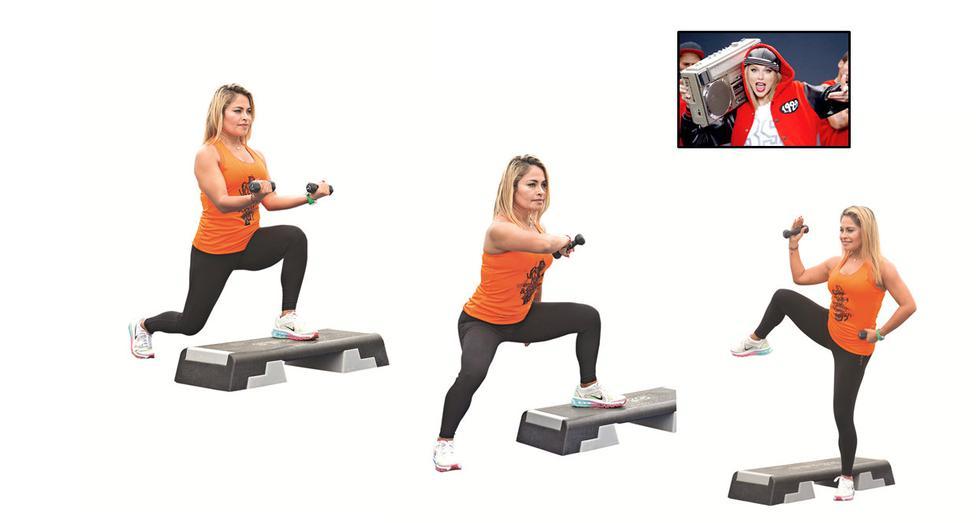 Fitness: Sacúdete al ritmo de Taylor Swift con estos pasos - 1