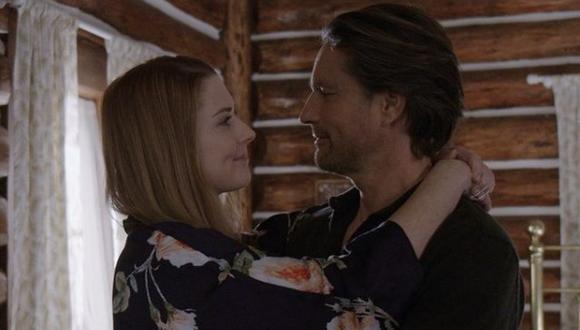 """""""Virgin River"""" es protagonizada por Alexandra Breckenridge como Melinda y Martin Henderson como Jack Sheridan (Foto: Netflix)"""