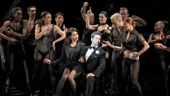 """Marco Zunino regresó a Broadway: """"Nos fue muy bien"""""""