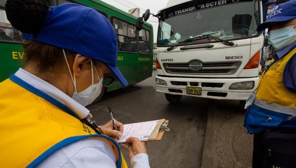 Se intensificó las acciones de control para la erradicación del transporte informal de mototaxis. Foto: Municipalidad de Lima