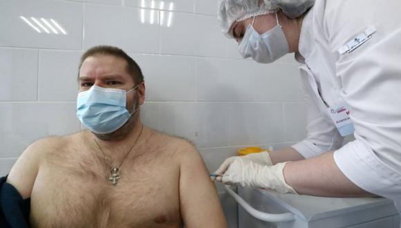 La Spútnik V es la principal vacuna rusa contra el coronavirus. (Getty Images).