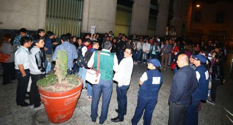 Hasta el momento el IGP no ha precisado si el sismo también remeció Lima. (Imagen referencial/Archivo)