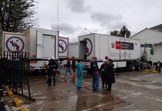 Junín: Diresa desmiente falsas convocatorias de trabajo para distintos hospitales de la región