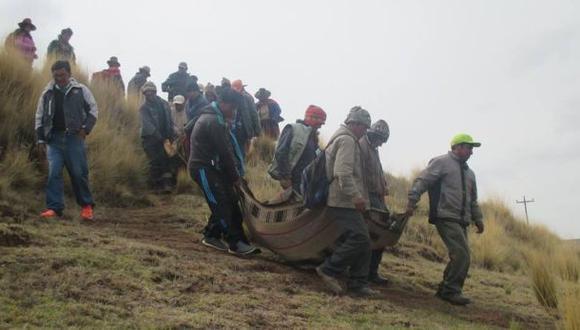 Cusco: dos personas murieron por tormenta eléctrica