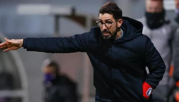 Hernán Losada será el nuevo entrenador de Edison Flores (Foto: Getty Images)