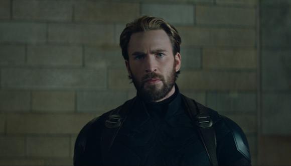 """En """"Avengers: Infinity War"""", Steve Rogers (Chris Evans) abandona la identidad del Capitán América y ahora trabaja como el Nómada. Él luchará contra Thanos en Wakanda. (Foto: Marvel Studios)"""