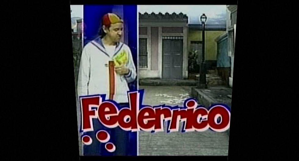 """Intro de """"Federrico"""" de 1983, uno de los programas de Carlos Villagrán producidos en Venezuela."""