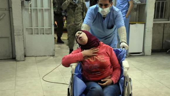El ataque tuvo lugar después de que, según informaron militares rusos, el Ejército sirio y la oposición armada canjearan rehenes en la zona de Alepo. (Foto: EFE)
