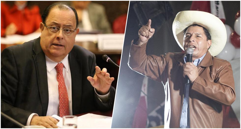 Según el economista Pedro Francke, Julio Velarde habría comentado a Pedro Castillo que evaluaría la propuesta de mantenerse en el banco. (Foto: Archivo El Comercio)