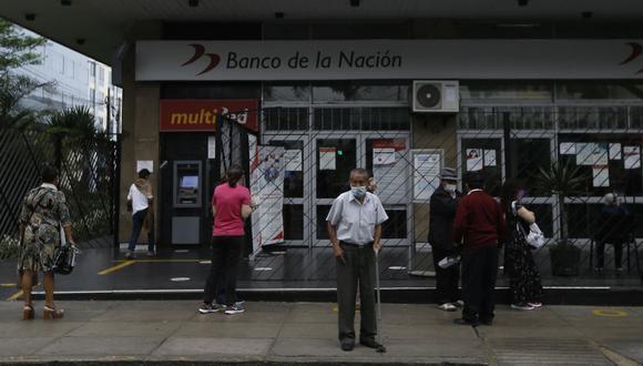 Sepa aquí todos los detalles sobre el cobro de Bono 350. (Foto: Andrés Paredes / GEC)