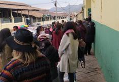 Cusco: Perú Rail suspende ruta a Machu Picchu debido a protestas