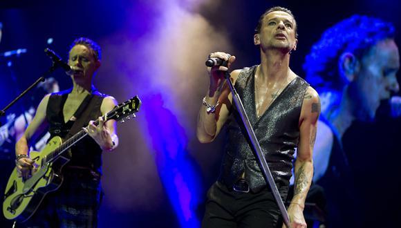 Depeche Mode canceló concierto en Kiev por violentas protestas