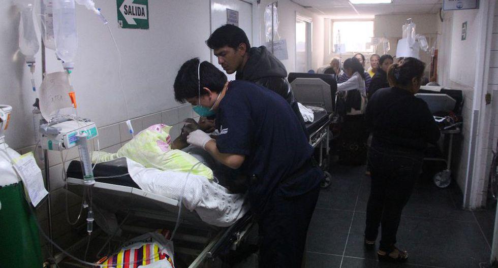 Las autoridades de Salud evaluarán esta semana el incremento de casos de esta enfermedad, para saber si se trata de un rebrote o no. (Foto referencial)