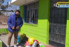 Ramu, el alma solidaria que recorre las calles de Ica