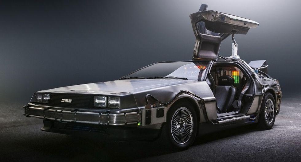 Los autos inolvidables del cine y la televisión [FOTOS] - 1
