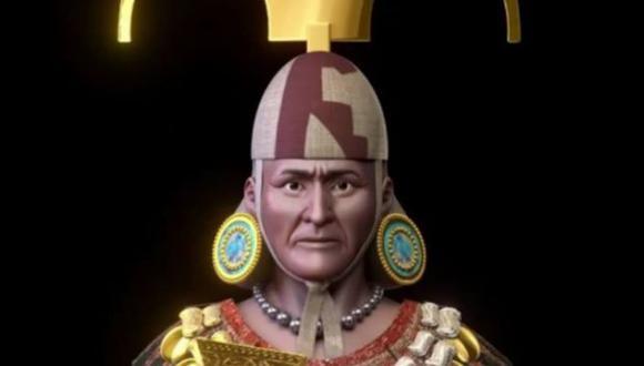 Este sería el rostro del Señor de Sipán, revela investigación