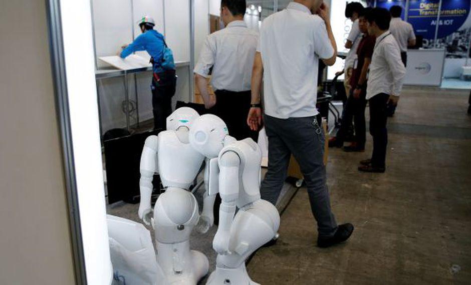"""La combinación de inteligencia artificial y robótica """"es brillante"""" y puede generar un """"gran número de beneficios a la humanidad"""". según el profesor Edson Prestes. (Foto: Reuters)"""