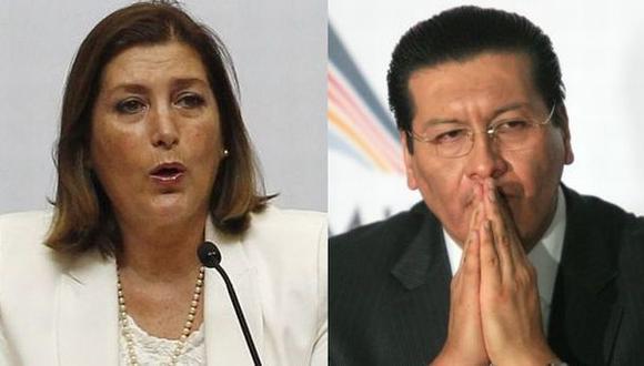 Eda Rivas y Carlos Paredes también dejan hoy el gabinete