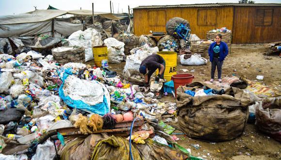 Trujillo: realizan primer censo de recicladores en el botadero municipal El Milagro