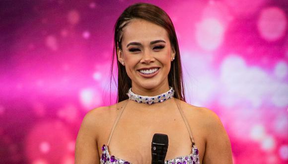 """Jossmery Toledo fue eliminada de """"Reinas del show"""" en la sexta gala del programa. (Foto: GV Producciones)"""