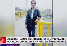 Pucallpa: un hombre y su sobrino fueron asesinados en una vivienda   VIDEO