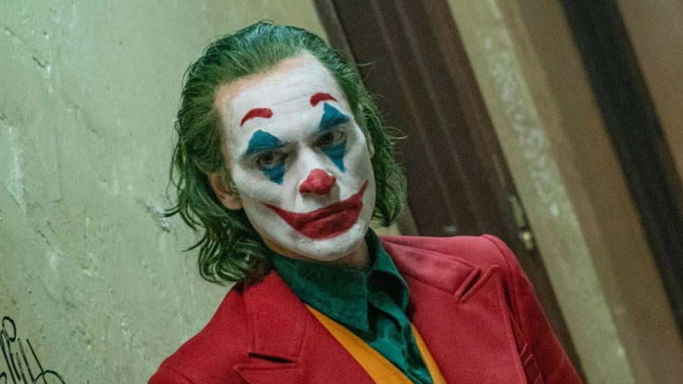 """""""Joker"""", nominado en la categoría Peor desprecio imprudente a la vida humana y la propiedad pública. (Foto: Difusión)"""