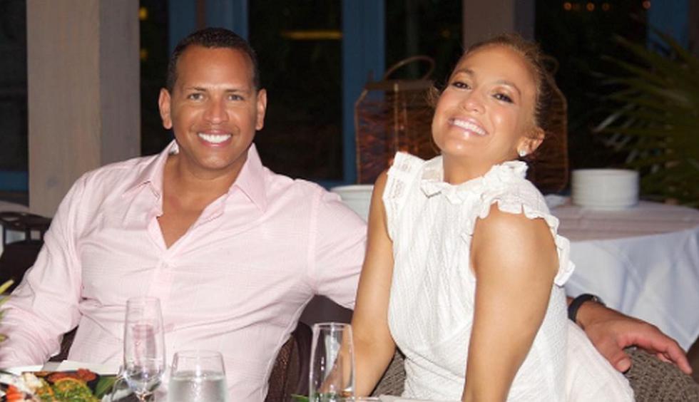 Jennifer Lopez y Alex Rodríguez son pareja desde 2017. (Foto: Instagram)