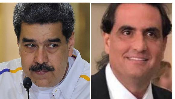 Álex Saab es señalado de ser el principal testaferro de Nicolás Maduro.