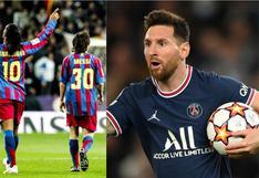 Messi a horas de su primer PSG vs Marsella: la historia poco conocida de su debut en un Barza-Real