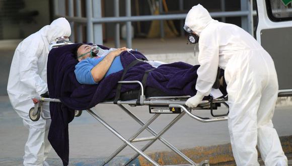 Coronavirus en México | Últimas noticias | Último minuto: reporte de infectados y muertos hoy, lunes 18 de enero del 2021 | Covid-19. (Foto: EFE/Luis Torres).