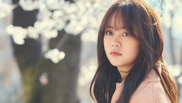"""Kim So Hyun comenzó su carrera en 2006 cuando era apenas una niña, interpretó un papel secundario en el especial de """"Drama City"""". (Foto: Netflix)"""