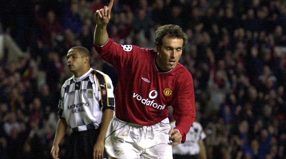 Totti y otros cracks veteranos que marcaron en Champions League - 10
