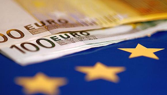 """Mientras la economía de la zona euro atraviesa por lo que Draghi llamó una recuperación """"moderada pero constante"""". (Foto: Difusión)"""