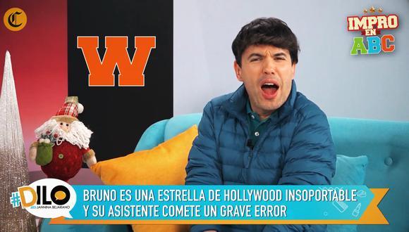 Bruno Pinasco juega Impro en ABC