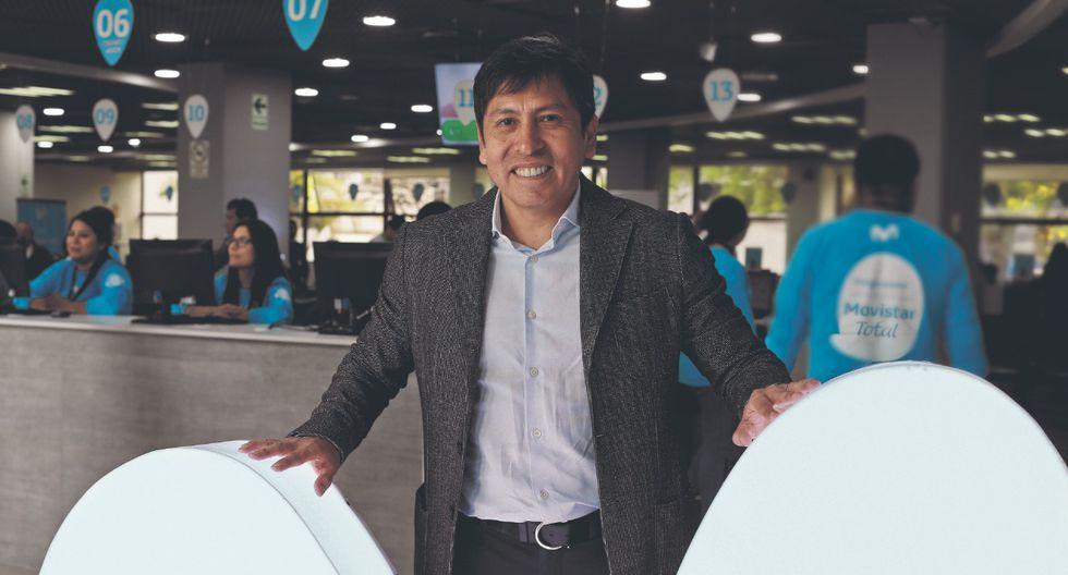 La compañía de telecomunicaciones busca incrementar su margen EBIDTA en cinco puntos porcentuales en los próximos tres años, asegura su presidente ejecutivo, Pedro Cortez. (Foto: El Comercio/Juan Ponce)