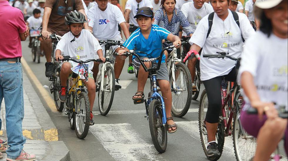 Ciclodía: cientos de limeños participaron en Gran Bicicleteada - 8