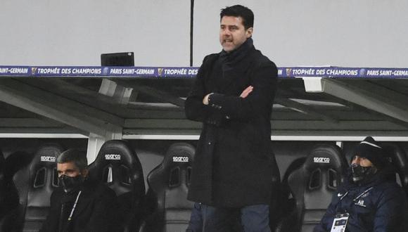 Mauricio Pochettino siempre polémico ante Barcelona (Foto: AFP)